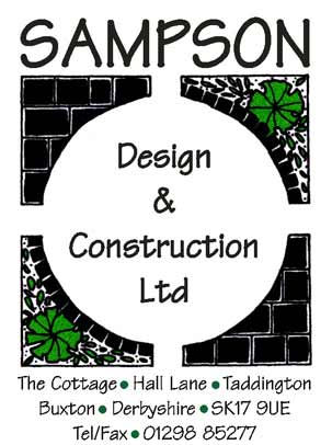 sampson garden design logo